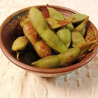 黒枝豆の茹で方