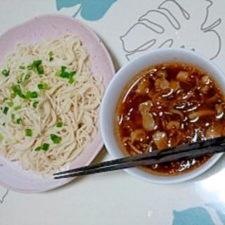 酸っぱ辛い!つけ素麺++