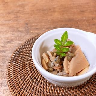 筍と山椒の佃煮