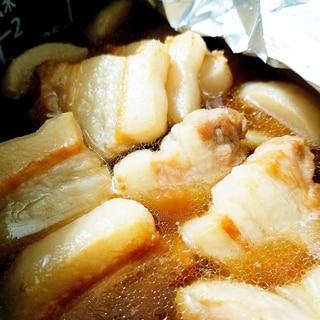 炊飯器で簡単!使い道多々!とろとろ柔らか~豚の角煮