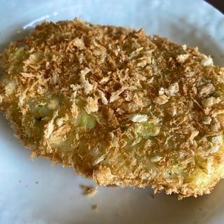 ブロッコリーと玉ねぎのノンフライコロッケ