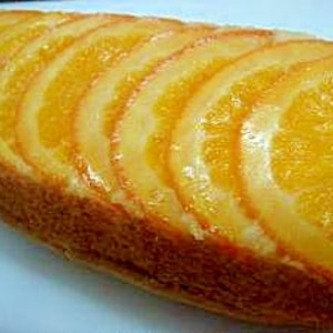 リピしたくなるオレンジケーキ♪