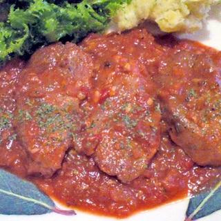 圧力鍋でとろ~り★豚ブロック肉の赤ワイン煮