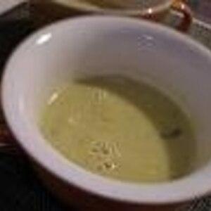 煮物の残りで〜かぼちゃの豆乳ポタージュ