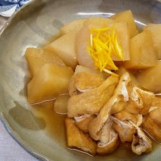 【低カロリー】とろとろ♪聖護院大根の煮物