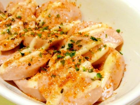 ギョニソの七味マヨ焼き