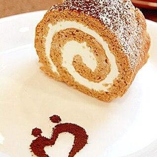 【ママパン】ちょっと大人なカフェロール