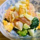簡単!美味しい!エビとブロッコリーのサラダ