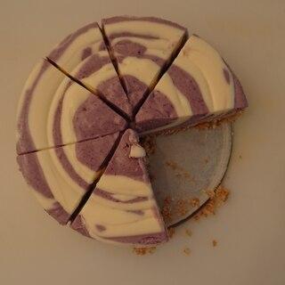ぐるぐるチーズケーキ