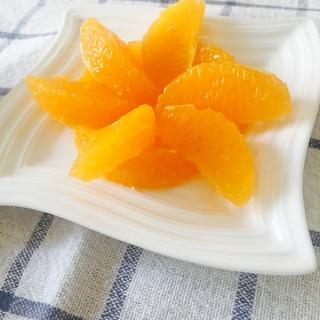見栄えする☆綺麗なオレンジの切り方  (カルチェ)