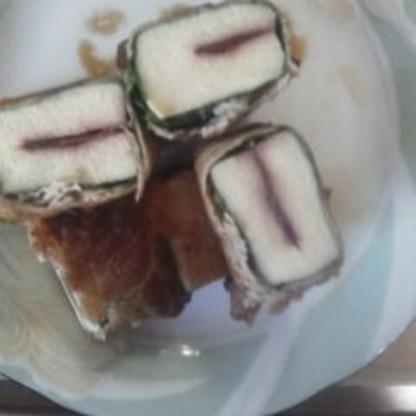 梅肉がさっぱりとしていまして、いくつでも食べれる感じでした。 食べすぎても高野豆腐ですので、ヘルシーで安心ですね♪ ごちそうさまでした(^^)