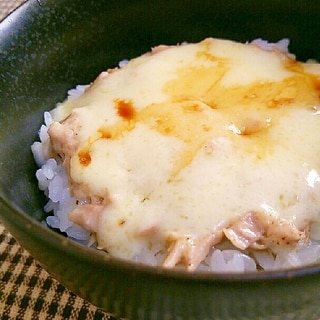 ツナとチーズでうまい!ズボラ飯