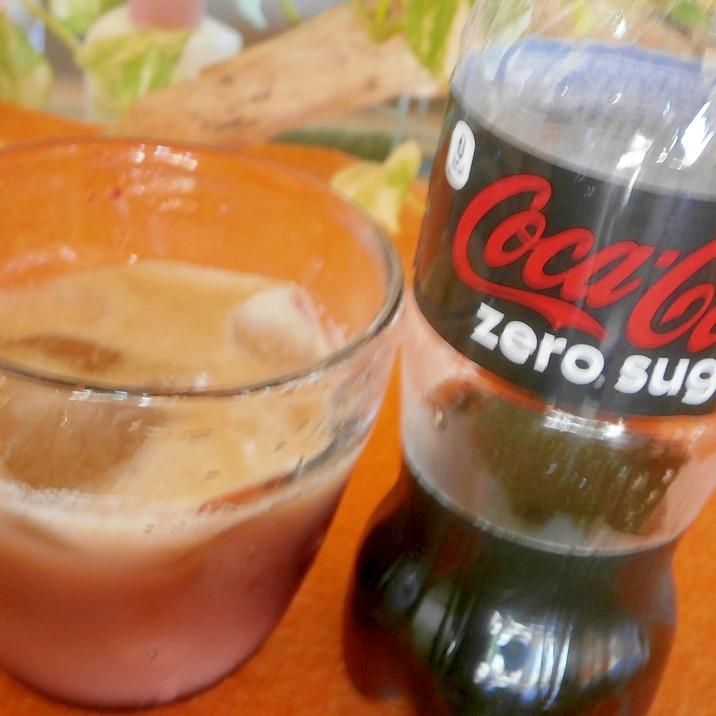 【コカ・コーラ】カルーアミルクコーラ