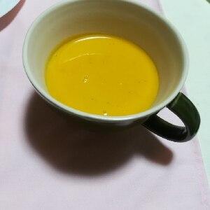 バターナッツ南瓜で濃厚ポタージュスープ♪