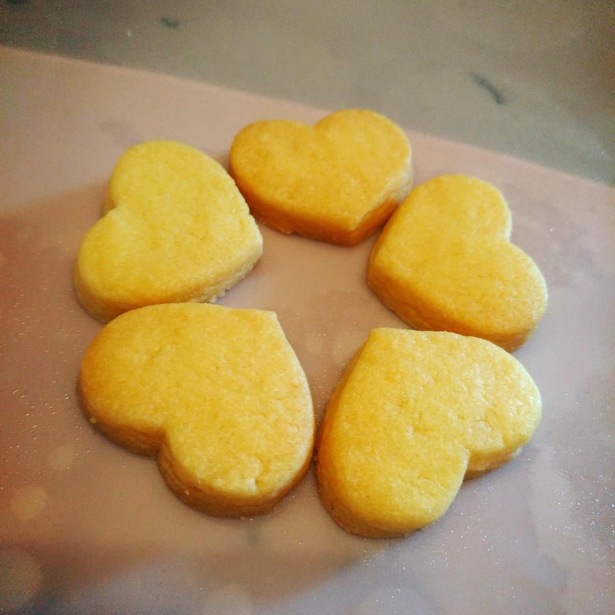 クッキー マーガリン