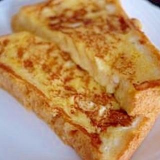 ♡1歳児も喜ぶ♡フレンチトースト
