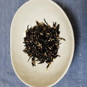 ご飯のお供に☆ひじきの佃煮