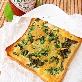 チーズトースト超香味!