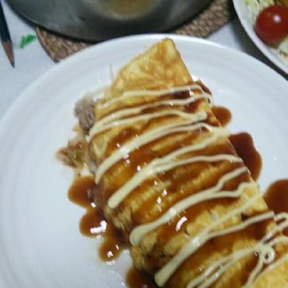 初めて作りましたが、簡単で美味しくいただきました☆ ご馳走さまでした(*^^*)