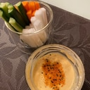 セブンを再現!野菜スティック、味噌マヨディップ!