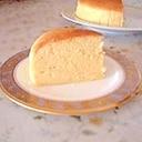 ホットケーキミックス【ふわふわスフレチーズケーキ】
