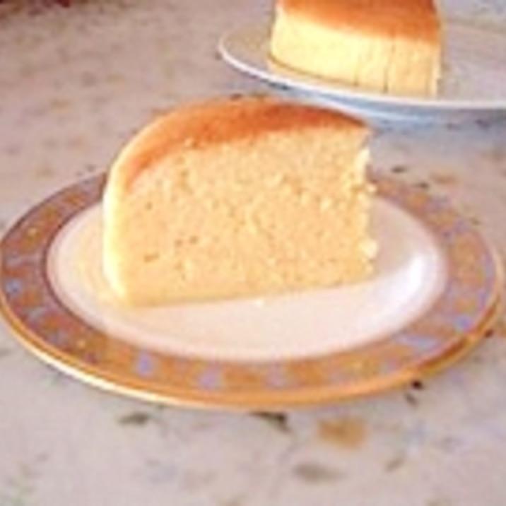 ケーキ レシピ ホット ふわふわ