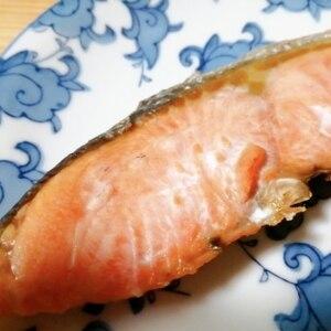 簡単!!鮭のムニエル