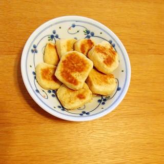 ホットケーキミックスとサラダ油で☆サクサククッキー