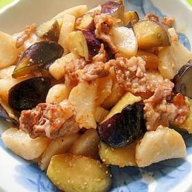 長芋の味噌炒め