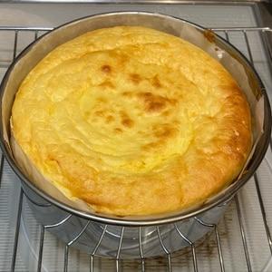 まるでスイートポテト★さつまいものプリンケーキ