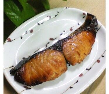ちょっと大人味の魚の照り焼き/サワラの柚子胡椒焼き