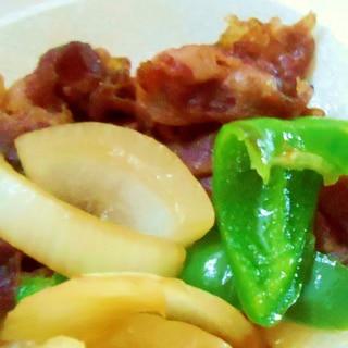 夏野菜すき焼き