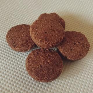 サクサクっ!おからと大麦粉のクッキー