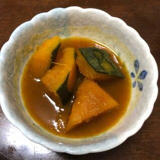 おふくろの味かぼちゃの煮物