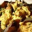 きくらげと卵の炒め物