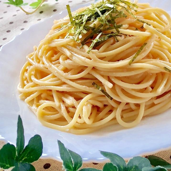 失敗ナシ♫絶品たらこスパゲティ