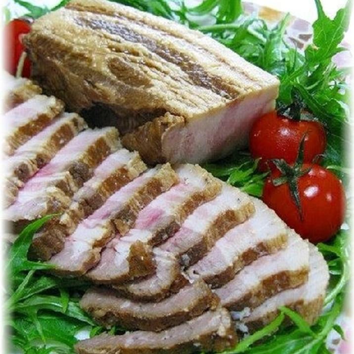 持ち寄りパーティに豚肉のお酢でやわらか紅茶煮豚