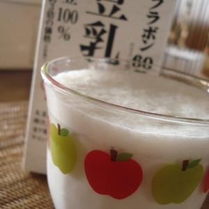 ★簡単★やさしい甘さがおいしい★ベリー豆乳★