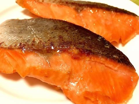 定番★鮭の塩焼き