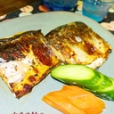 ☆★冷凍塩鯖の粕漬け♪★☆