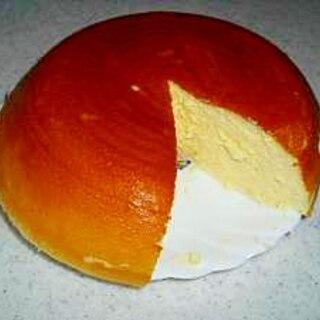 炊飯器でスフレチーズケーキ
