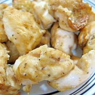 定番ごはん、鶏むね肉のから揚げ