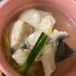 台湾スープ!すずきの魚スープ