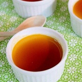 メープルかぼちゃプリン