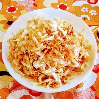 皿うどんで★無限キャベツ