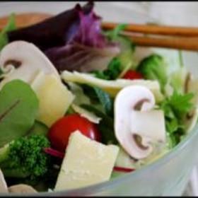 ホームパーティーに!デリ風グリーンサラダ