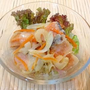 作りおきにおすすめ‼︎鮭のマリネ