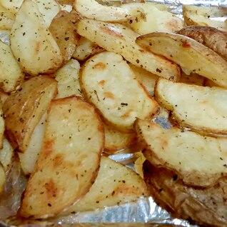 カリカリ~ホクホク!ローストポテト