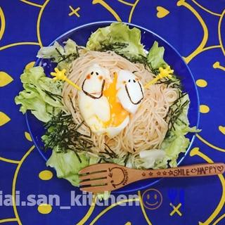 【パスタ】温玉たらこスパゲティ[スパゲティ]