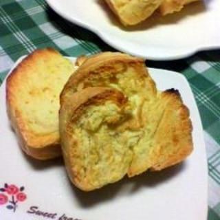 なんちゃってデニッシュパン